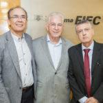 Francisco Teixeira, Carlos Prado E Joaquim Gondim (3)