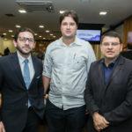 Franck Oliveira, Fernando Torres E Sergio Lopes (2)