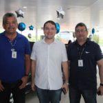 Geraldo Junior, Rafael Santos E Ricardo Augusto