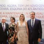 Gladyson E Neide Pontes, Onélia Leite E Camilo Santana