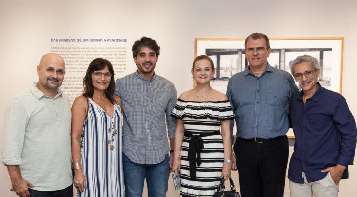 Glauber Paiva Filho, Adriana Helena, Rodrigo Porto, Lenise Rocha, Randal Pompeu E Wilton Martins