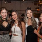 Isabel Lôbo, Marina Teles, Kelwine Carvalho E Ana Luiza Ramalho