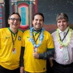 João Ricardo, Luiz Cláudio E Marcos Arruda