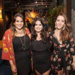 Juliana Dias, Sara Carlú E Taís Pierce