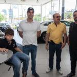 Juliano Filho, Juliano E Carlúcio Pereira, Samuel Diniz_
