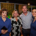 Lêda Maria, Fernanda Jansen, Julian E Magali Cloan