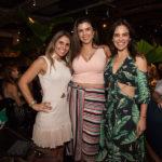 Lígia Cavalcante, Luciana Duarte E Michele Sucupira