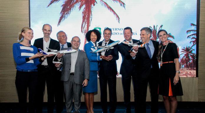 Lançamento Do Hub No Nordeste Da Air France   KLM E Da Gol Linhas Aéreas 3