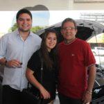Lucas, Lia E Sergio Holanda