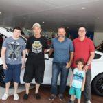 Luis Eduardo Lima, Sergio Lima, Sandro Mota, Anderson Costa E Iury Costa