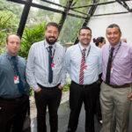 Magno Menezes, Fernando Monteiro, Cleito Moraes E Alexandro Souza