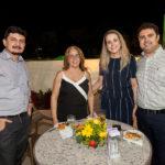 Magno Nogueira, Cássia Carrascosa, Cárila E Lauro Reis
