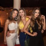 Maiara Gonçalves, Glenda Castro E Sara Feijó