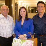 Marcelo Targino, Nicole Barbosa E Francílio Dourado (2)