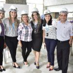 Mariana Ponte, Arine Gomes, Ingrid Mororo, Rosa Karla, Carol Gurgel, Nuno Sobral E Eva Vieira