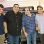 Milton Basto, João Paulo Carneiro, David Feitosa E Márcio Adriano (1)