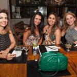Natália Pinheiro, Lara Moraes, Monique Pito E Daiane Magalhães_