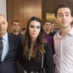 Odilon Peixoto, Camila E Victor Moreira