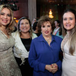 Onélia Leite, Mônica Aguiar, Lêda Maria E Liana Fujita_