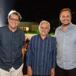 Paulo Fraga, Emanuel Capistrano E Adriano Nogueira