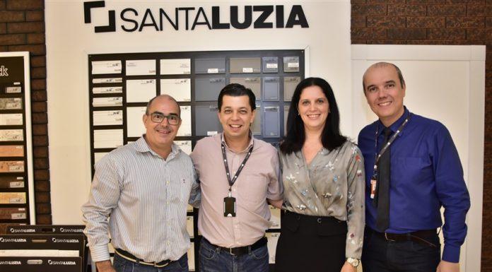 Pedro Filomeno, Gerson Cruz, Karine Done E Júlio Freire