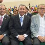 Régis Medeiros, Alexandre Sampaio E Arialdo Pinho