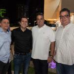 Rômulo Vasconcelos, Jonathas Costa, André Aguiar E Ticiano Rêgo