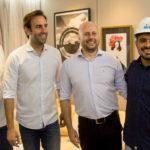 Ricardo Ary, Vitor Frota, Diogo Milanese E Bruno Noronha (3)