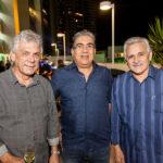 Ricardo Marinho, Antônio Tabosa E Emanuel Capistrano