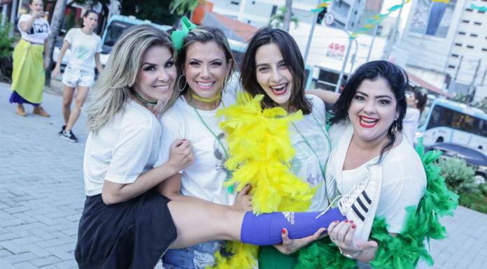 Roberta Quaranta, Vanessa Queiros, Lara Romcy E Viviane Almada (4)
