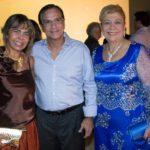 Selma Cabral, Beto Studart E Priscila Cavalcanti (2)