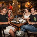 Tales Lins, Dandara Araújo, Naiara Sampaio E Vitor Baquit