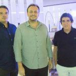 Thiago Holanda, Adriano Nogueira E Dito Machado (1)