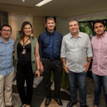 Wagner Paiva, Patrícia Mota, Eduardo Pimentel, Ricardo Bezerra E Anderson Almeida