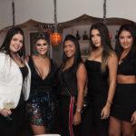Waleska Keny, Thandara Albuquerque, Jéssica Nogueira, Marília Queiroz E Jamile Lima
