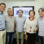 Walington Oliveira, Joao Graciliano, Marcelo Arraes, Maze Campos E Riamburgo Ximenes (1)