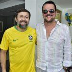 Élcio Batista E Adrísio Câmara Júnior