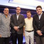Alexandre Sales, Delano Macêdo, Marcelo Perez E Raul Dos Santos