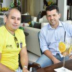 André Linheiro E Eric Vasconcelos