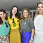 Juliana Mulhões, Lorena Gondim, Tatiana Luna e Raquel Cavalcante