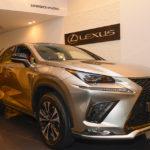 Apresentação Dos Novos Modelos Lexus (4)