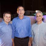 César Faim, Gerardo Jereissati E Stênio Martins