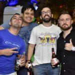 Carlos Emilio, Gody Nagaura, João Moderação E Romumo Sousa