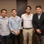 Carlos Rocha, Matheus Góis, Carlos Gazelhe E Raul Dos Santos