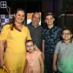 Caroline, João Luiz, Levi, Davi E Geovana Bezerra