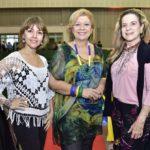 Circe Jane, Priscila Cavalcante E Annya Ribeiro