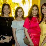Claudia Gradvohl, Cristiane Figueiredo, Adriana Teixeira E Lorena Pouchain (4)