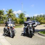 Clientes Harley Davidson, Chegando Para O Test Drive Da Lexus (5)