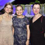 Cristina Praça, Lenise Queiroz E Aline Barroso
