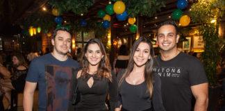 Diogo Souza, Leidemila Martins, Lígia E Eduardo Secatto_